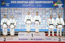 Europei Kata Judo 2016, medaglia di bronzo per Bibolotti e Benelli