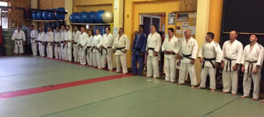 Stage Nazionale Ju-Jitsu 2015 – Camaiore (LU)