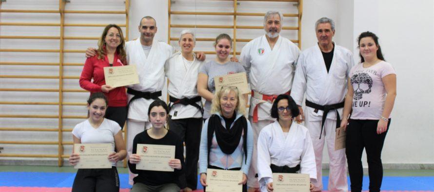 Corso Self Defence 2016: il gran finale