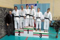 Coppa Italia kata Judo: secondo posto per Bibolotti e Benelli