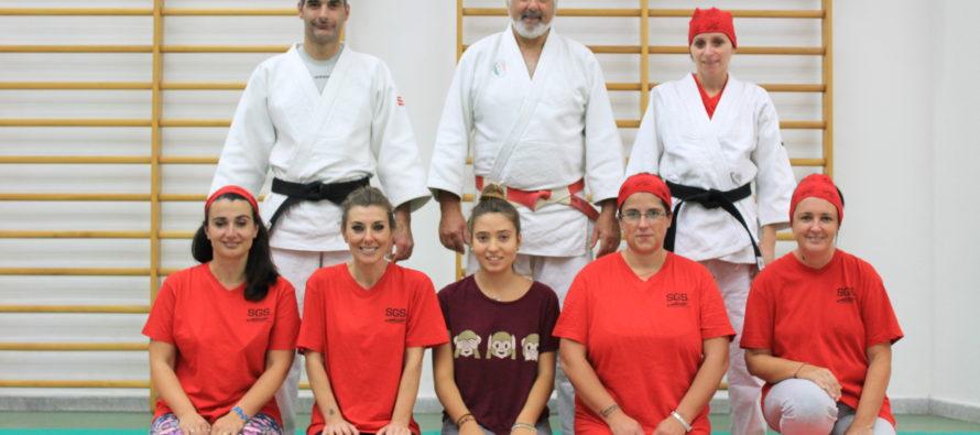 Corso Self Defence Ottobre 2016