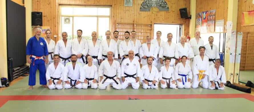 Stage nazionale Ju-Jitsu 2016 – Camaiore (LU)