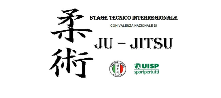 Stage Interregionale Ju-Jitsu il 9 Settembre a Pietrasanta