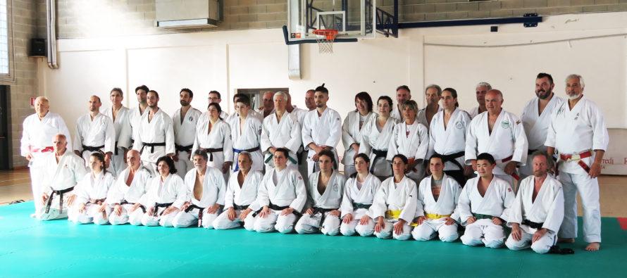 Stage Interregionale Ju-Jitsu 2019 – Pietrasanta (LU)